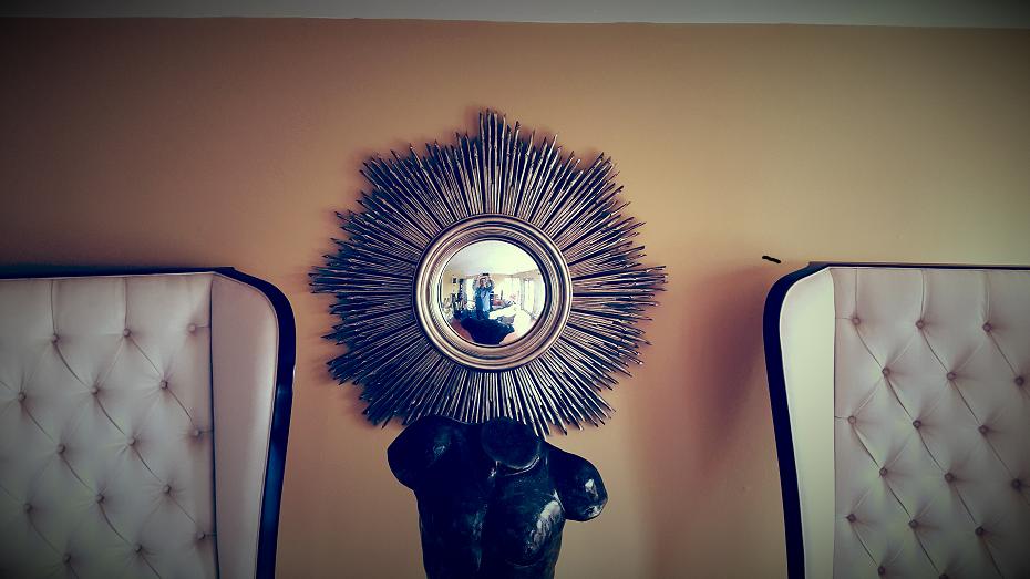 Julian Chichester Hobbs Mirror